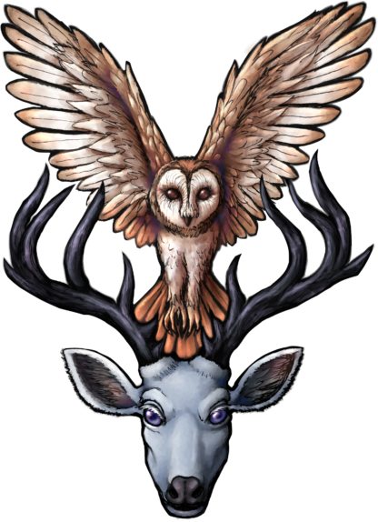 Owl and Deer preview
