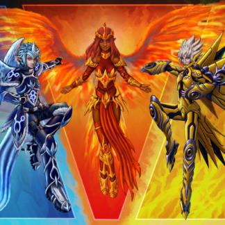Gijinka Legends preview