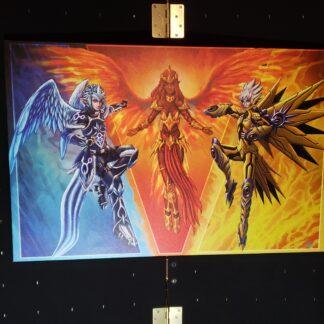 Gijinka Legends Canvas Print