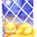 merry kitten